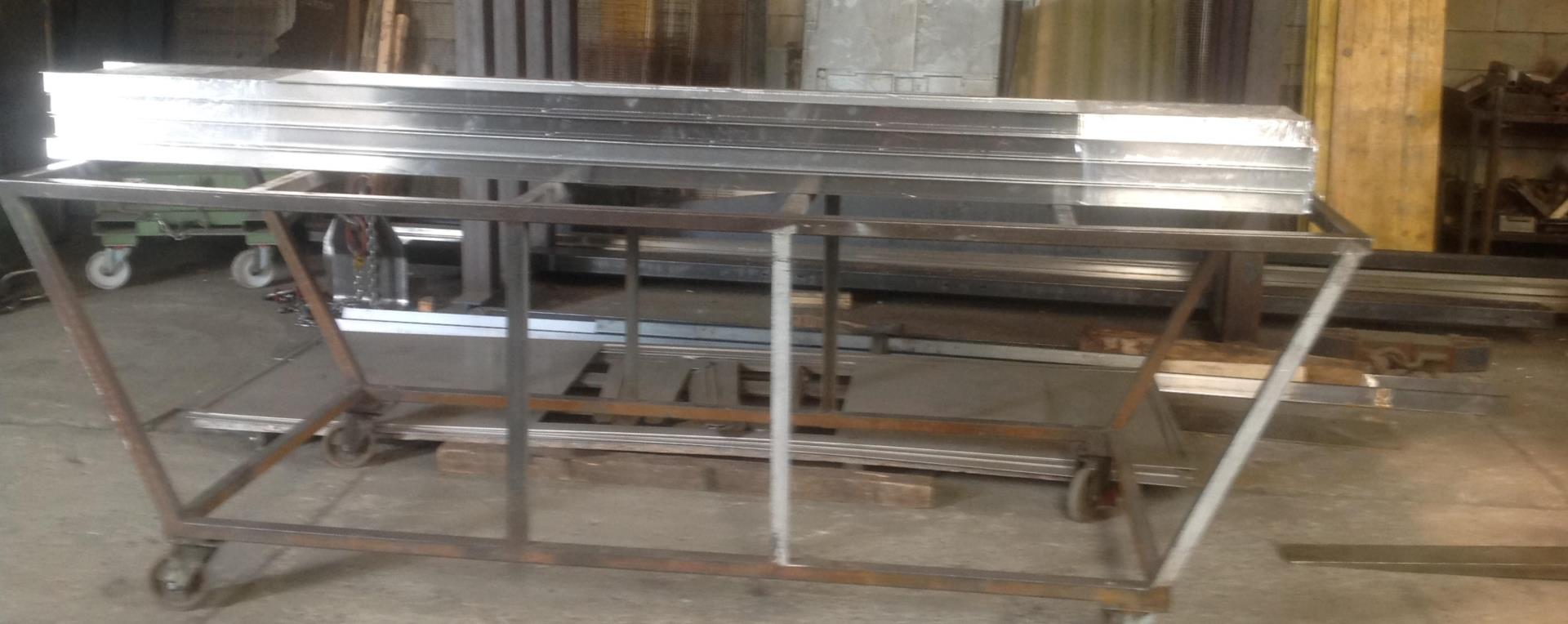carpenterie metalliche Parma - Lavorazione lamiere Ferro Parma
