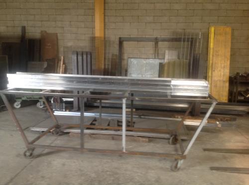 taglio laser Parma: tranciatura lamiere ferro Parma; tranciatura acciaio inox Parma