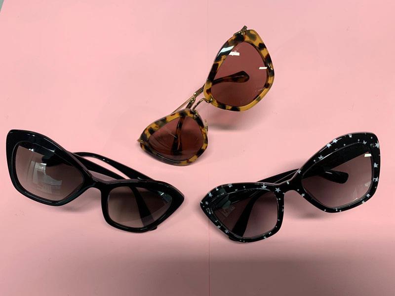 occhiali da sole moda bergamo