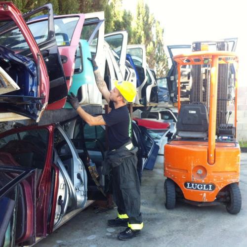 rottamazione veicoli Autodemolizioni FE.NI.CA. Alghero