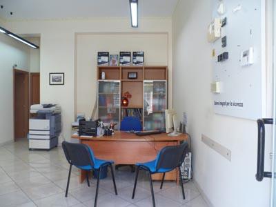 Ufficio amministrativo S.A. Impianti