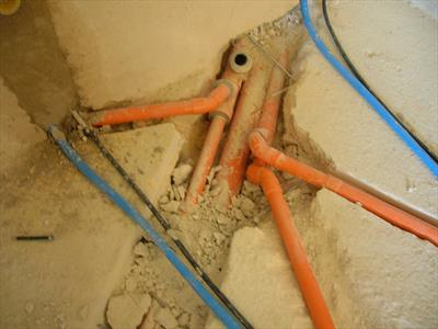 Tubi per cavi elettrici
