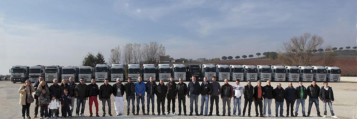 trasporto conto terzi Perugia