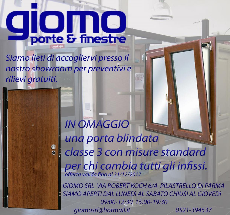 Vendita Porte interne Pilastrello Parma; Vendita porte Blindate Pilastrello Parma