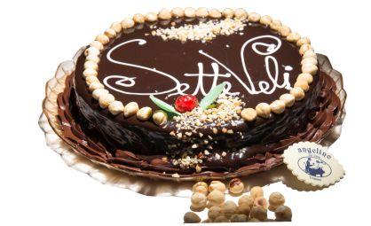 torta sette veli trapani