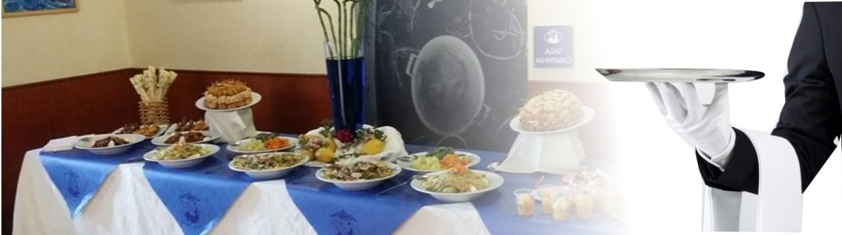 servizio catering trapani