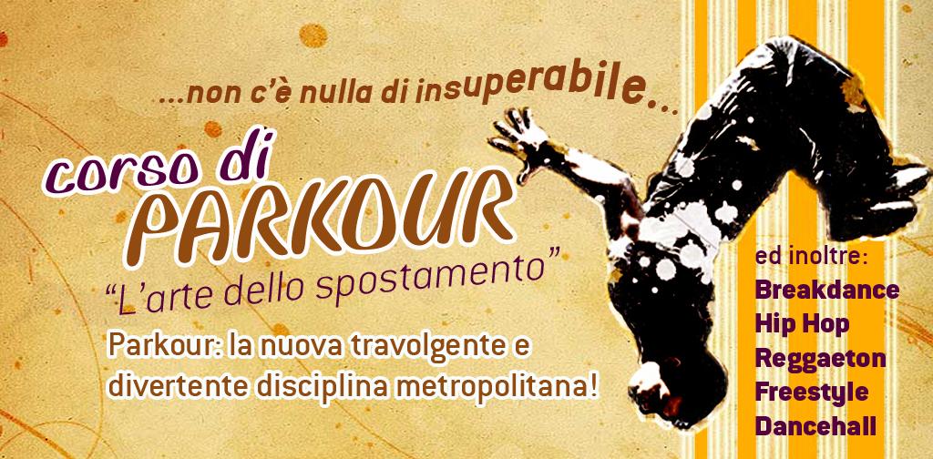 parkour e breakdance