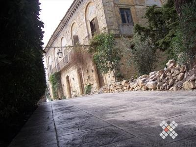 Lastra di pietra 60x60 a Canicattì Agrigento