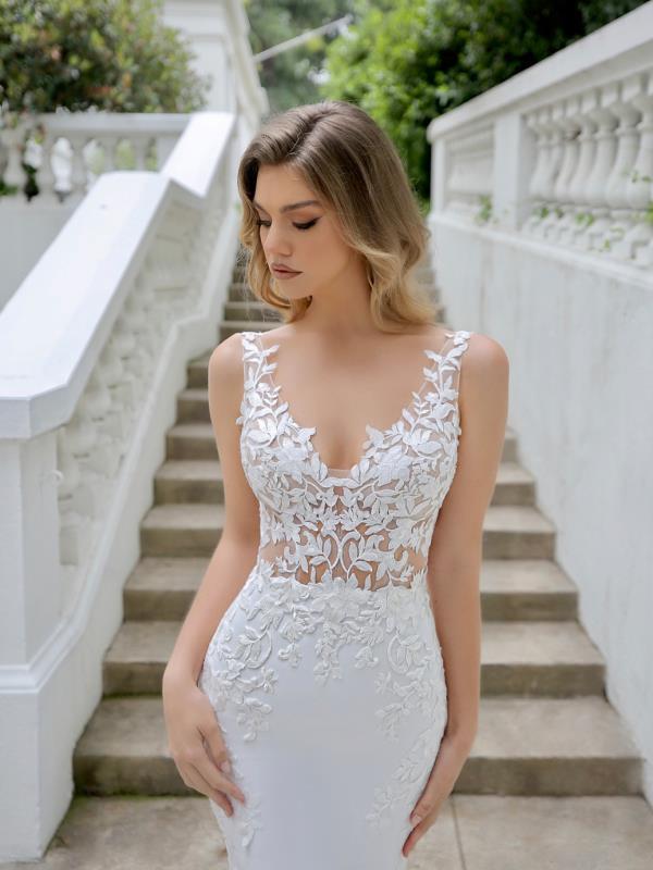 abito bianco sposa Catania