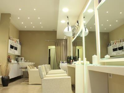 Salone accogliente ed elegante