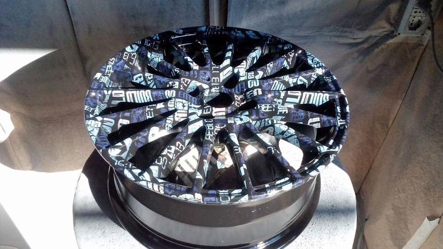 cubicatura cerchi in lega