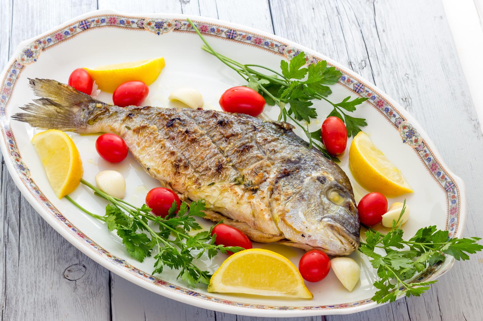 Piatti Di Pesce a Berra Ferrara