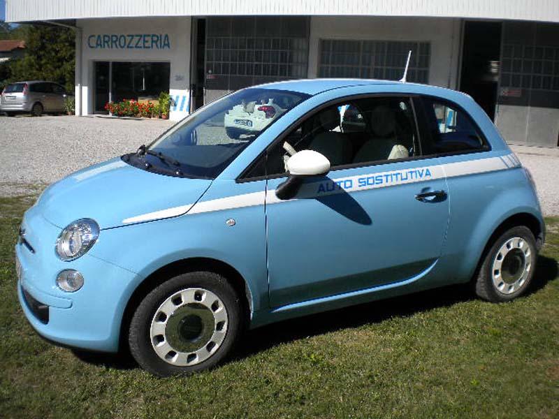 Auto sostitutiva San Daniele del Friuli - Udine