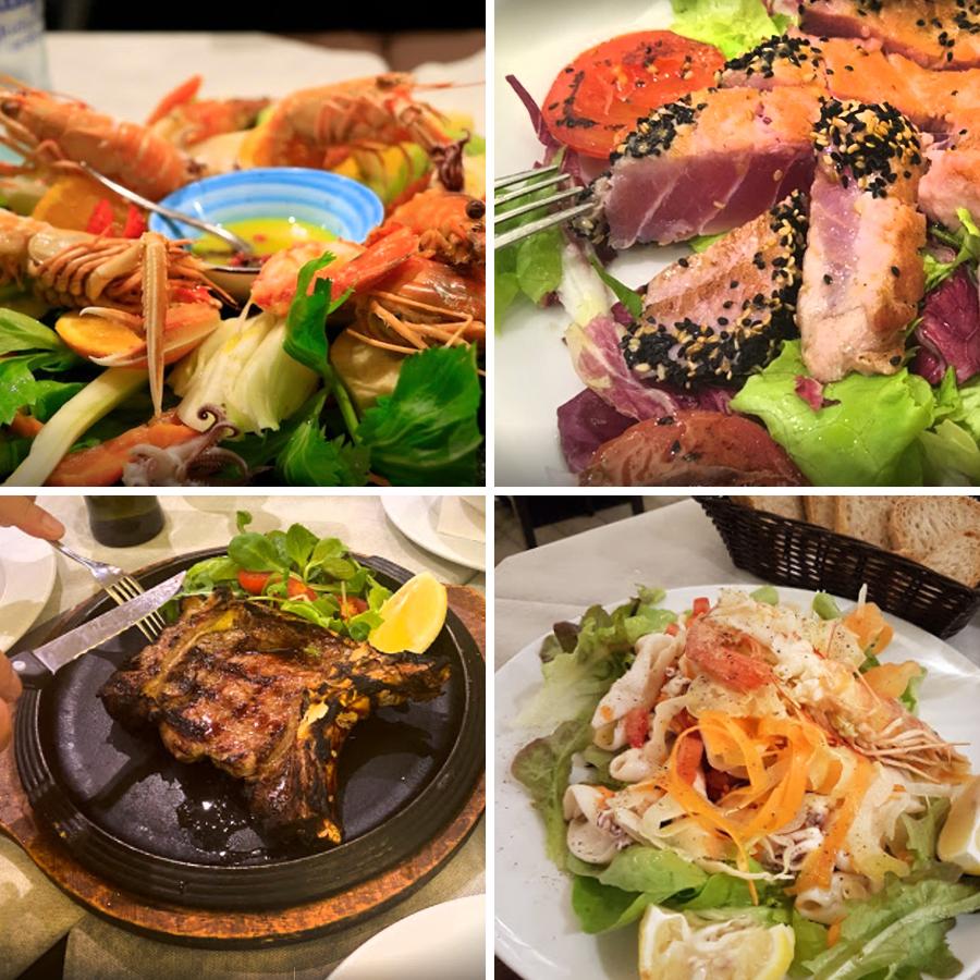 ristorante viareggio pesce