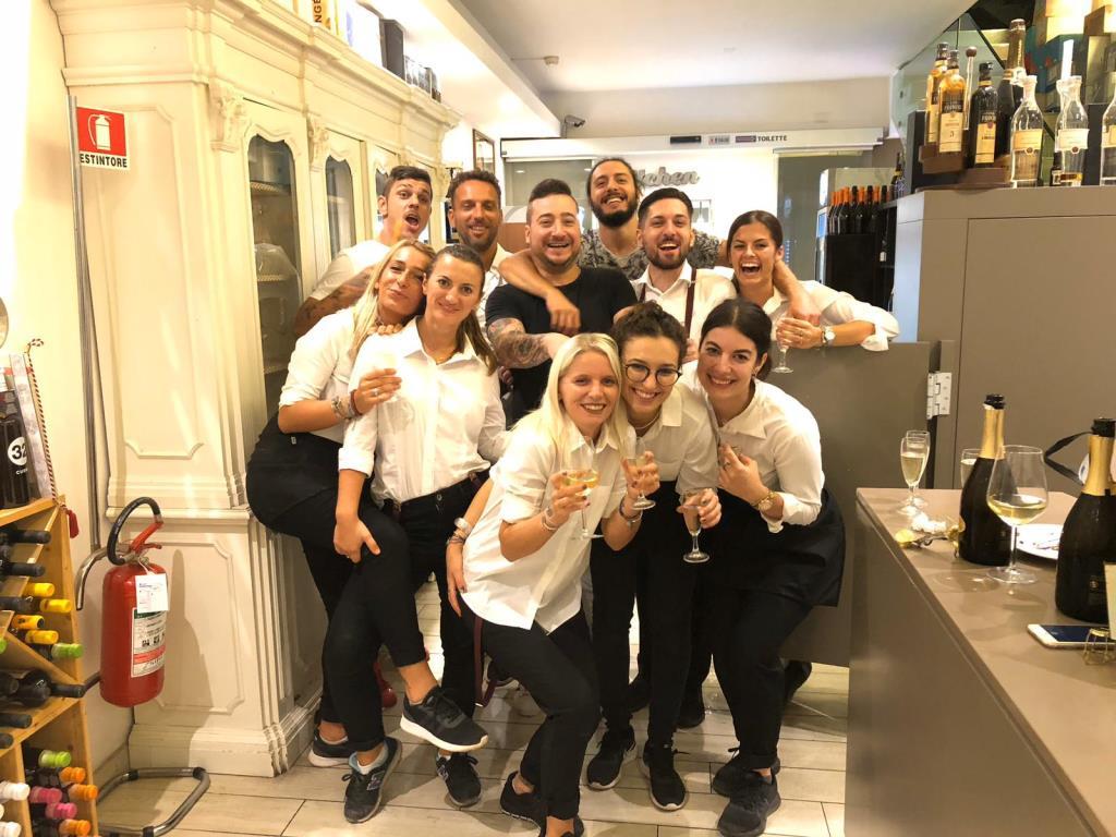 staff ristorazione