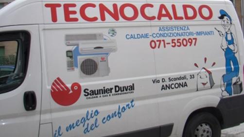 tecnocaldo idraulici Ancona
