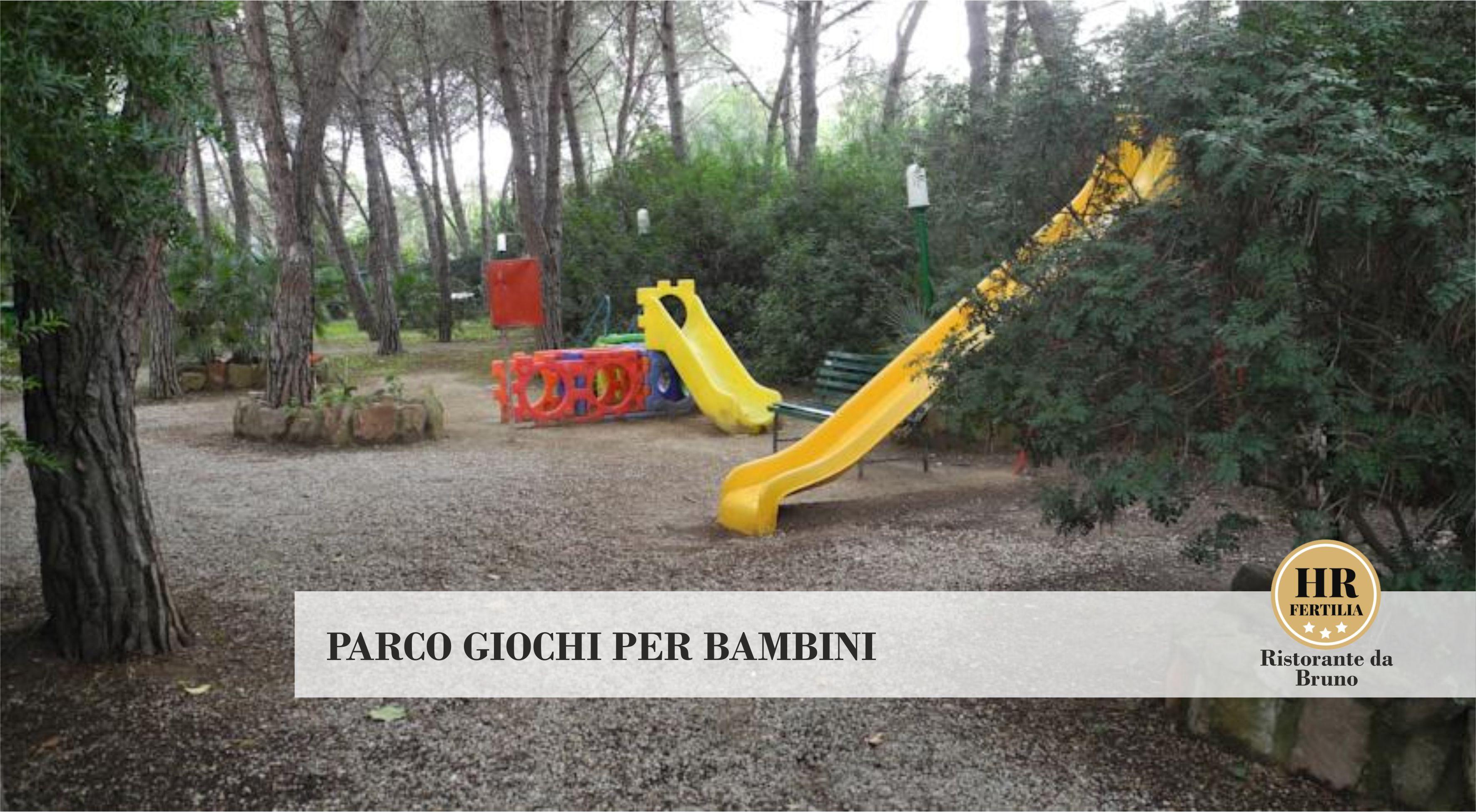 HOTEL FERTILIA CON PARCO GIOCHI BAMBINI