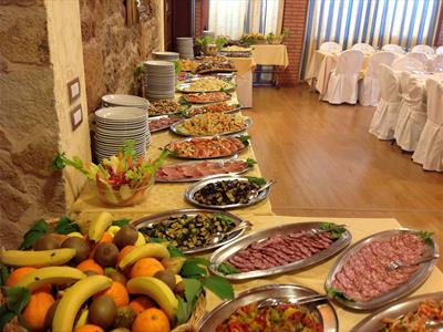 buffet hotel fertila
