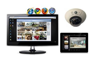 computer e telecamere