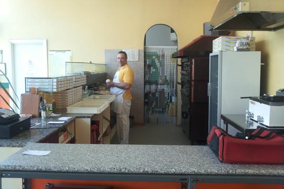 Pizzeria asporto Parma