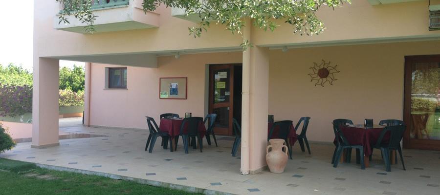 villa gorizia Sassari