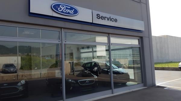 Servizio assistenza Ford