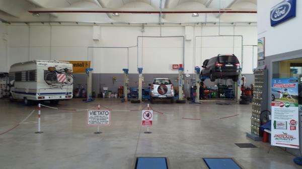 Autofficina meccanica Vicenza