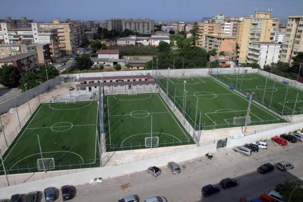 Realizzazione impianti sportivi Palermo
