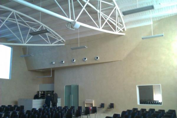 costruzioni industriali (capannoni)