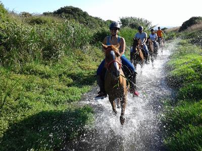 Sulcis a cavallo