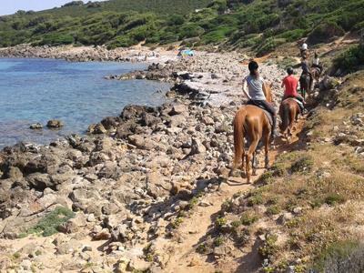 Sardegna a cavallo