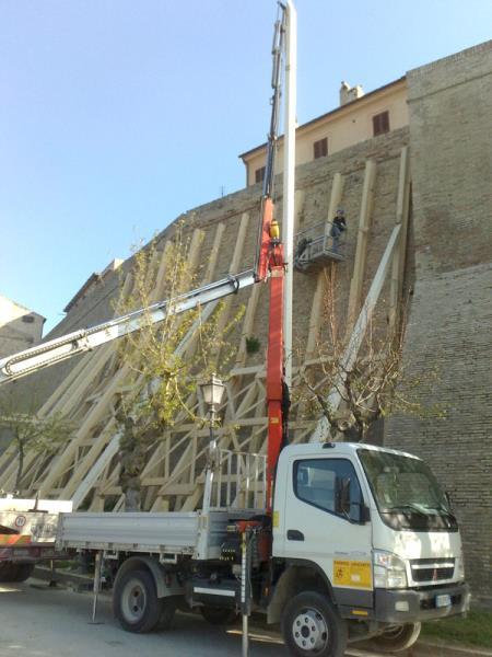 Noleggio ponteggi Civitanova Marche Macerata