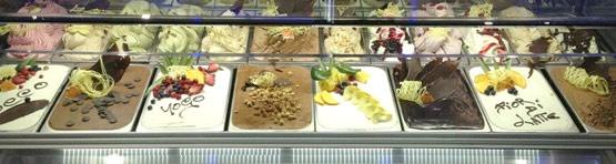 gelateria tradizionale siciliana Trapani