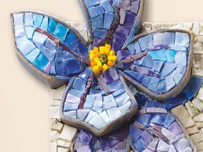 Fiore mosaico