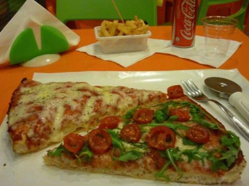 Tranci di Pizza Parma Traversetolo