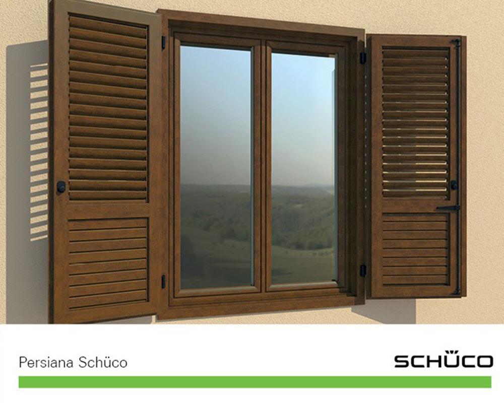 Schüco Blind