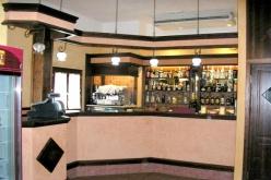Bancone bar artigianale