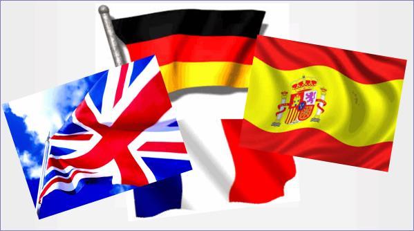 scuola inglese tedesco spagnolo