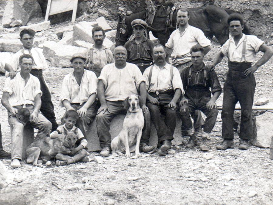 Mattivi Pietro e dipendenti (1926)