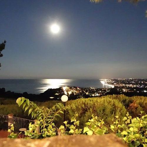 ristorante panoramico sirolo Ancona