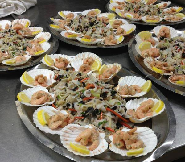 Ristorante specialità pesce Sirolo Ancona