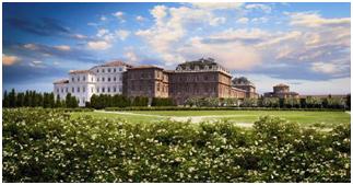 Reggia di Venaria Reale Canavese Torino