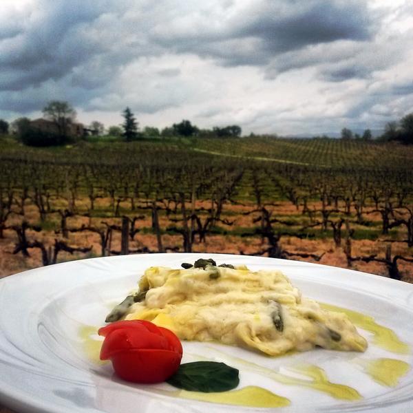 ristorante pesce fresco Arezzo