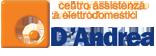 Logo Elettrodomestici D'Andrea Pistoia