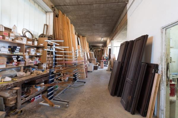 serramenti e porte in legno bolgare (bergamo)