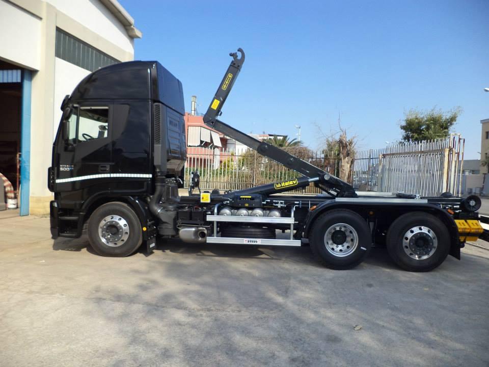 assistenza veicoli industriali Barletta