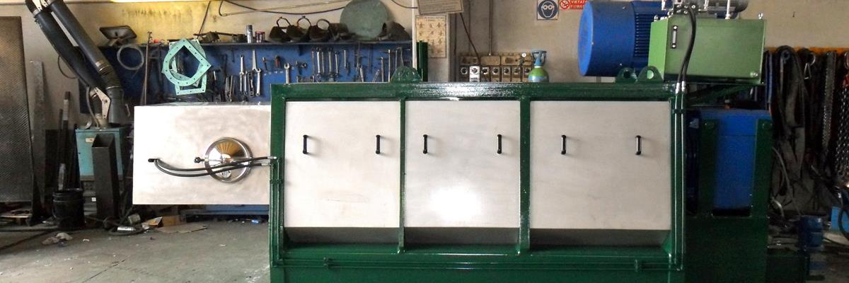 oil presses Bergamo