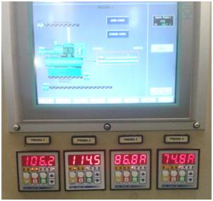 Continuous presses production Bergamo