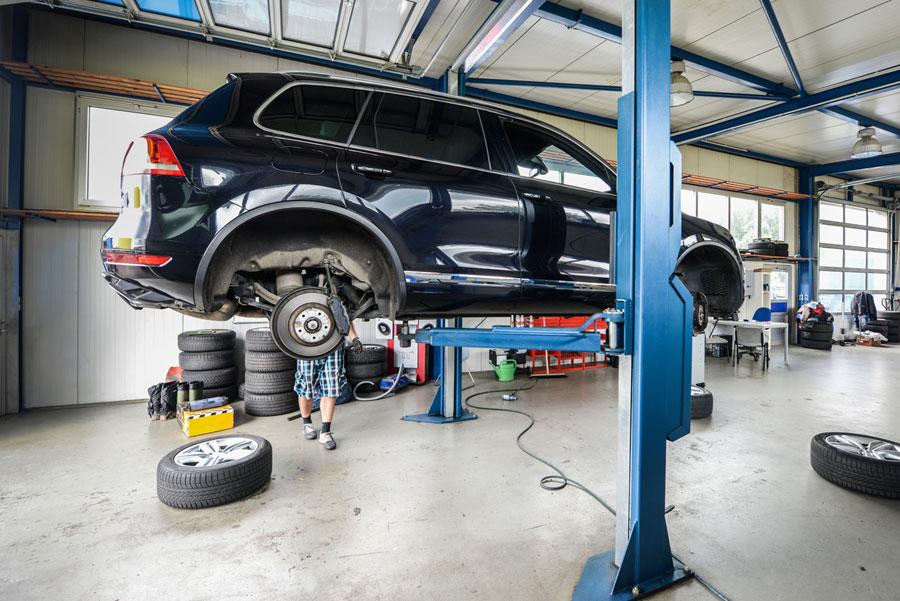 riparazioni auto multimarca Brescia