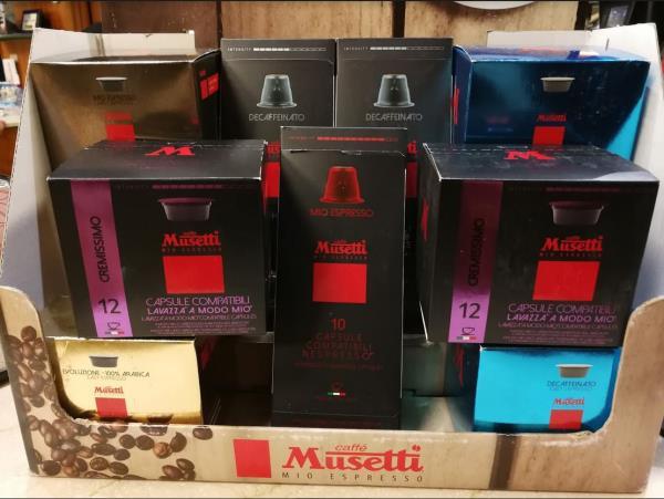 vendita cialde compatibili Brescia